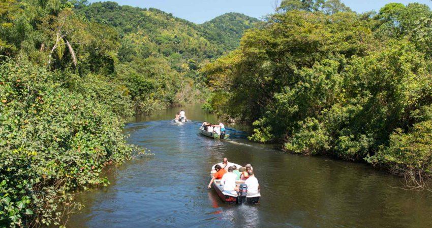 Projetos ICC - Turismo Ecológico