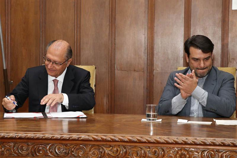 Governador Geraldo Alckmin assina decreto do Zoneamento ecológico-econômico do Litoral Norte