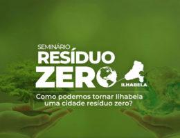 Representantes do ICC e Instituto Verdescola participaram do 1º Fórum Resíduo Zero, realizado em janeiro em Ilhabela